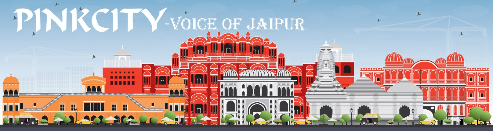 Pinkcity - Voice of Jaipur